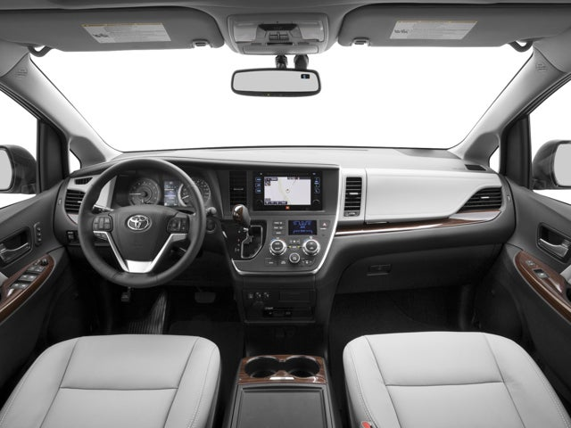 2016 Toyota Sienna Xle Premium In Naples Fl Acura