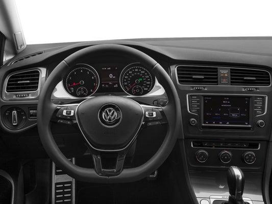 2017 volkswagen golf alltrack tsi s 4motion in naples, fl | miami
