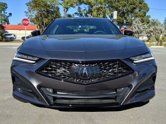 2021 acura tlx sh-awd with a-spec package in naples, fl